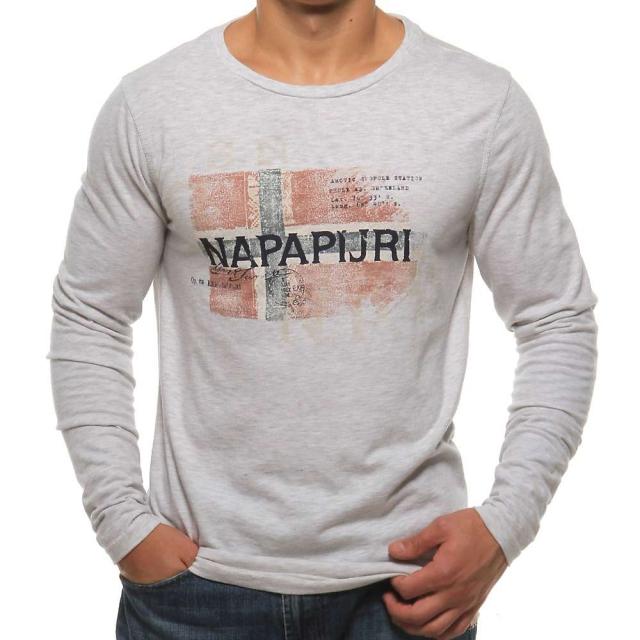 Napapijri - Men's Sider L/S Tee