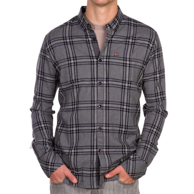 Napapijri - Men's Glay Shirt