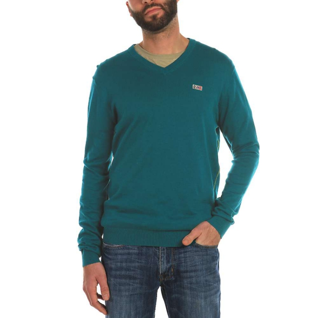 Napapijri - Men's Dakato 14 V-Neck Sweater