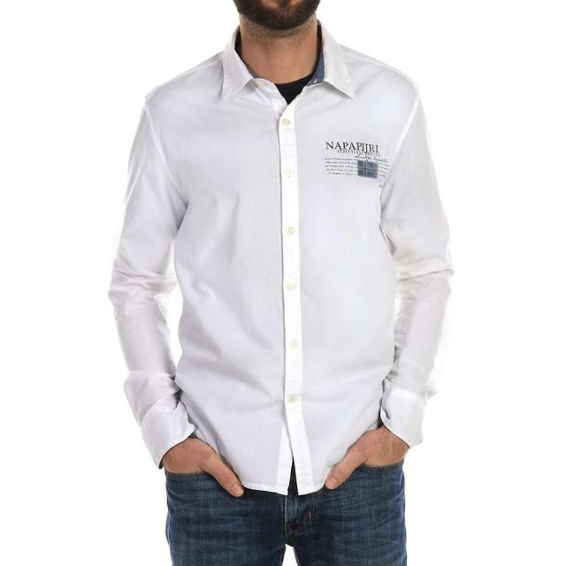 Napapijri - Men's Glag LS Shirt