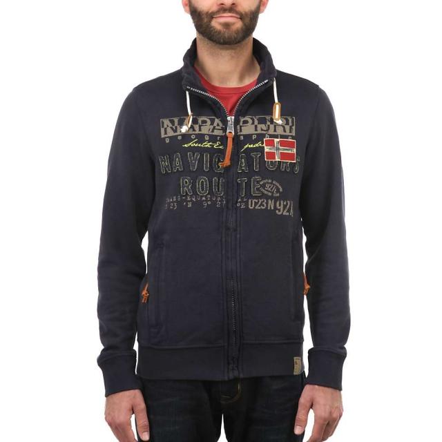 Napapijri - Men's Babylonia Full Zip Sweatshirt