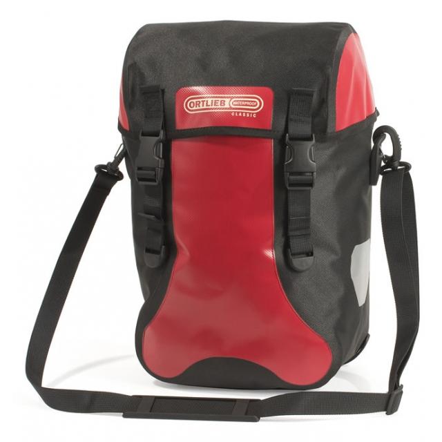 Ortlieb - - Sport-Packer Classic Panniers (Set) - Red
