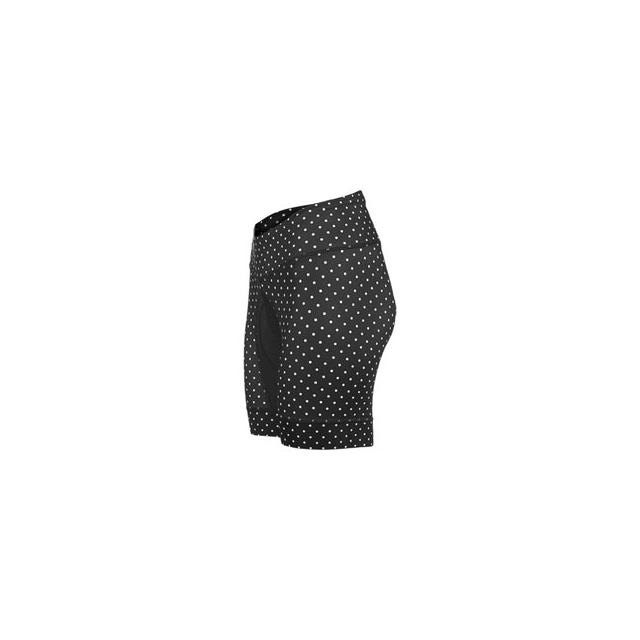 Shebeest - Petunia Print Cycling Short - Women's - Polka Mania In Size: Small