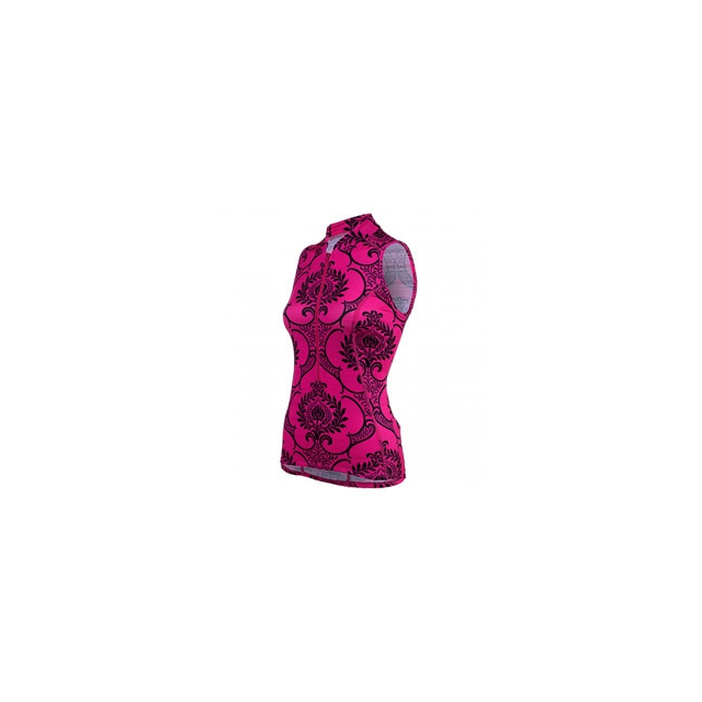 Shebeest - Go For Baroque Sleeveless Cycling Jersey - Women's