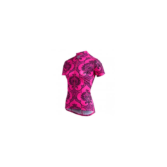Shebeest - Go For Baroque Short Sleeve Cycling Jersey - Women's