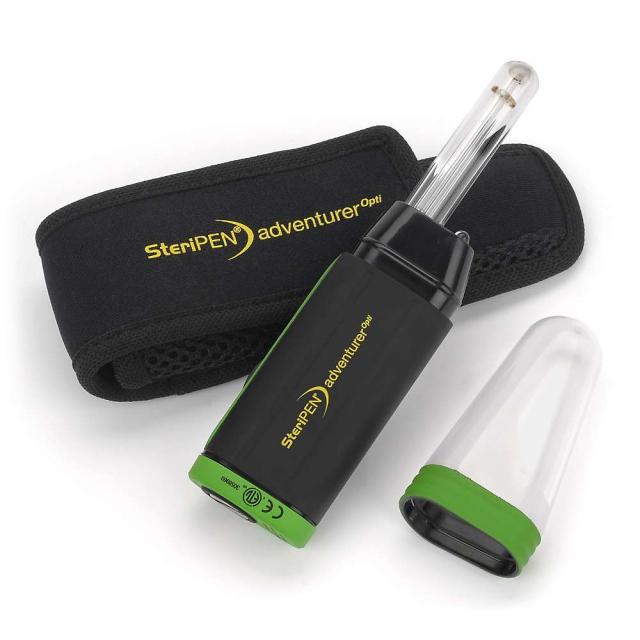 Steripen - Adventurer Opti UV Water Purifier