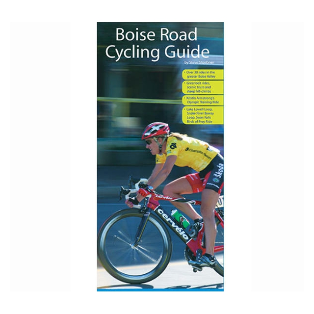 Adventure Maps Inc. - Boise Road Cycling Guide