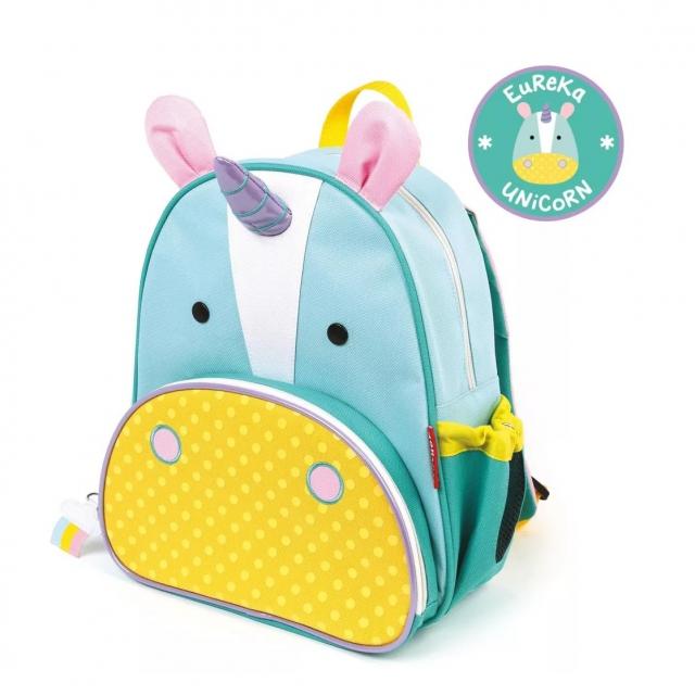 Skip Hop - - Zoo Little Kid Backpack - Unicorn