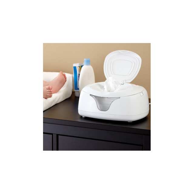 Dex Baby - Ultra Wipe Warmer with Changing Light