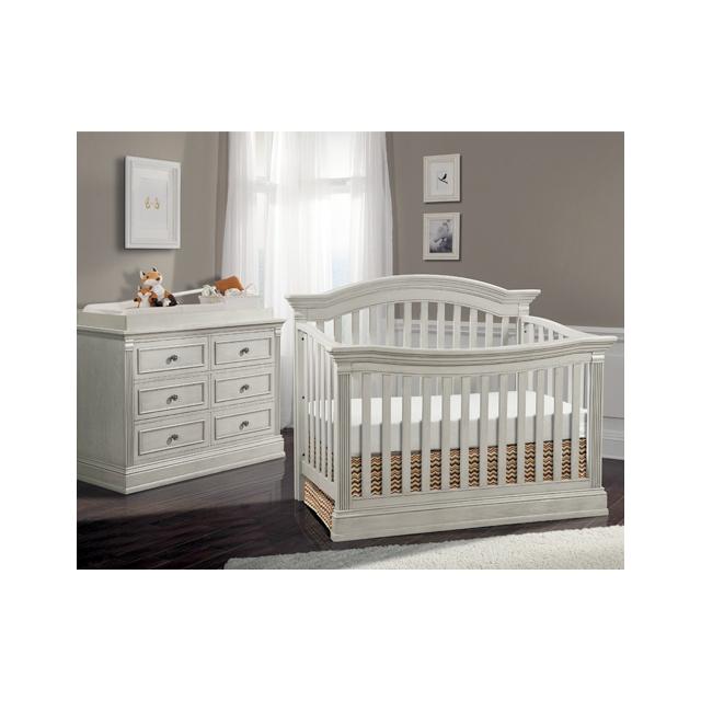 Stella Baby and Child - Trinity 6 Drawer Dresser