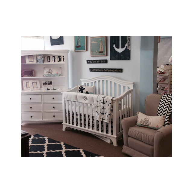 Stella Baby and Child - Kensington Convertible Crib