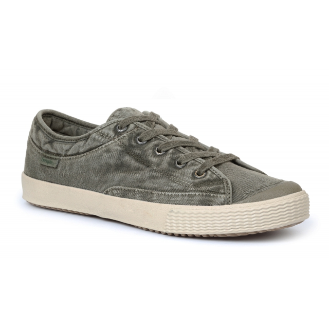 Simple - - Wingman - 11 - Olive Dye Wash Canvas