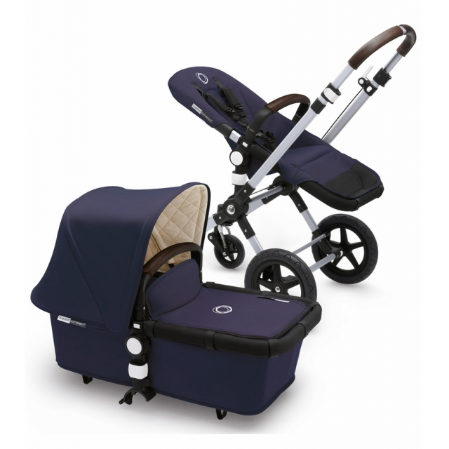 Bugaboo - 2016  Cameleon 3 Classic Plus Complete Stroller - Navy Blue