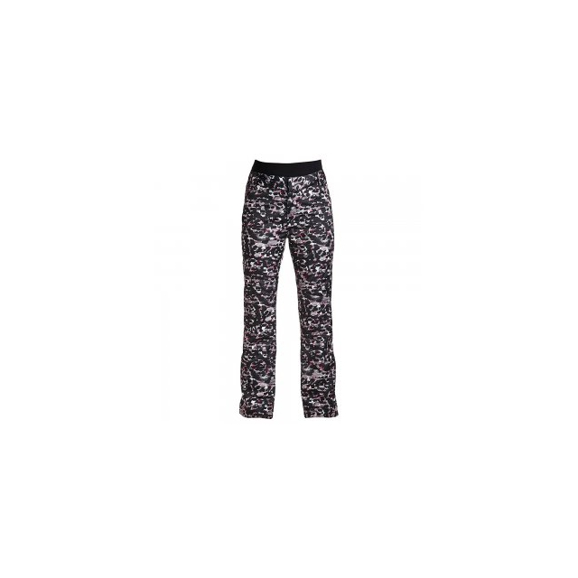 Nils Skiwear - Nils Sienna Print Insulated Ski Pant Women's, Winter Garden Print/Black, 10