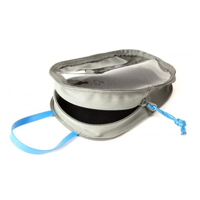 """Blue Force Gear - Dapper Zippered Vinyl Utility Pouch Size 7""""X4"""""""