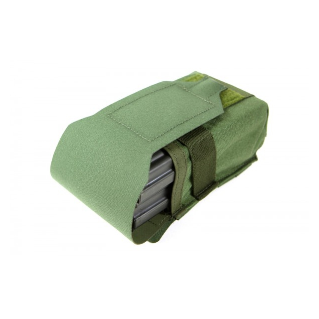 Blue Force Gear - Double Sr25 Magazine Pouch With Flap