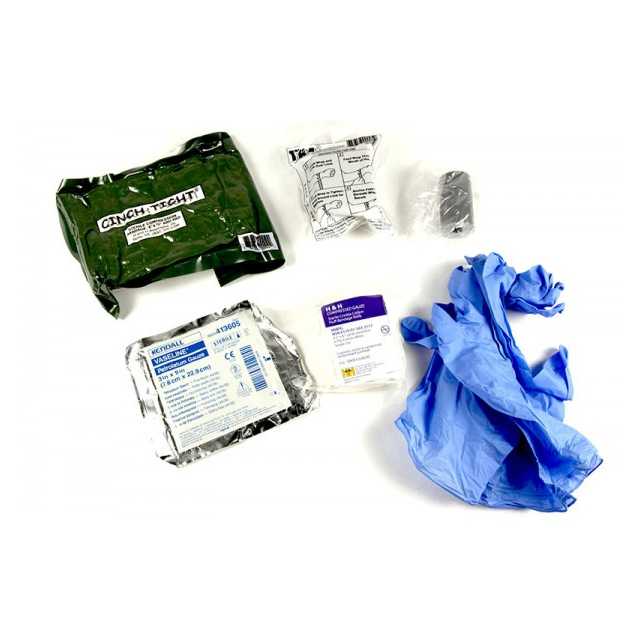 Blue Force Gear - Trauma Kit Supplies Sealed Packet