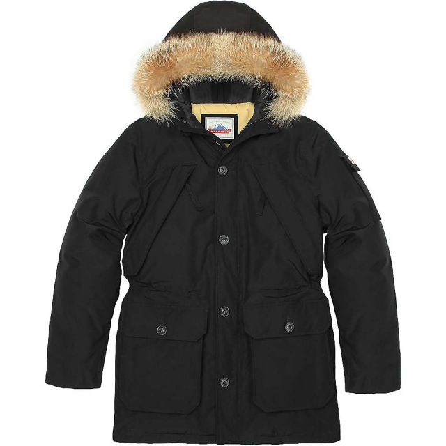 Penfield - Men's Hoosac Real Fur Jacket