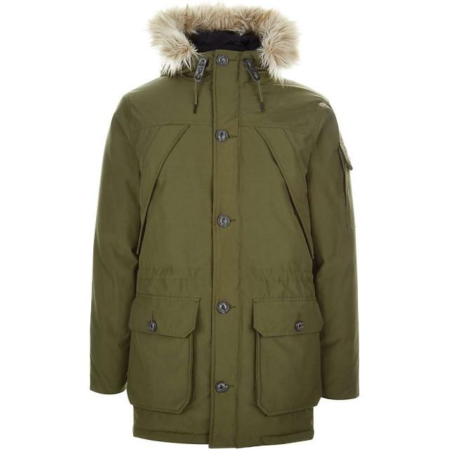 Penfield - Men's Hoosac Real Fur Jacket