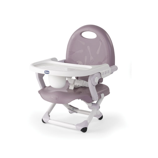 Chicco - Booster Seat Pocket Snack Lavender