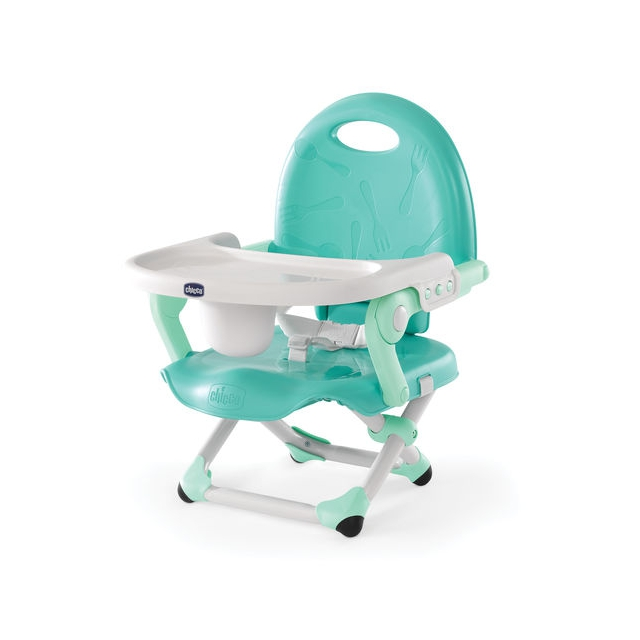 Chicco - Booster Seat Pocket Snack Modmint