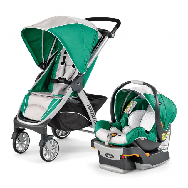 Chicco - Bravo Trio System Empire