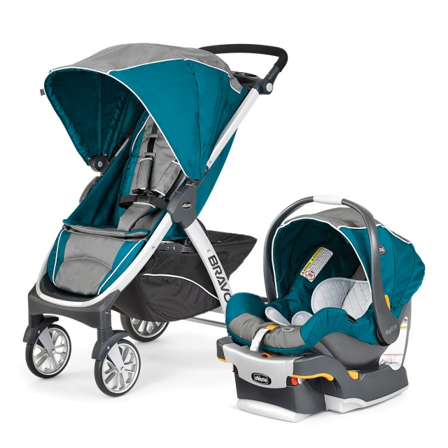 Chicco - Bravo Trio System Polaris