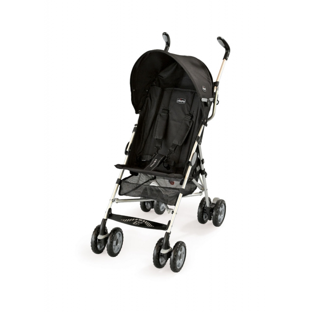 Chicco - C6 Stroller Black