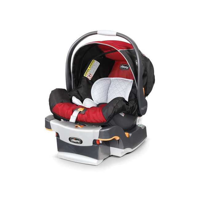 Chicco - Keyfit 30 Car Seat Fire