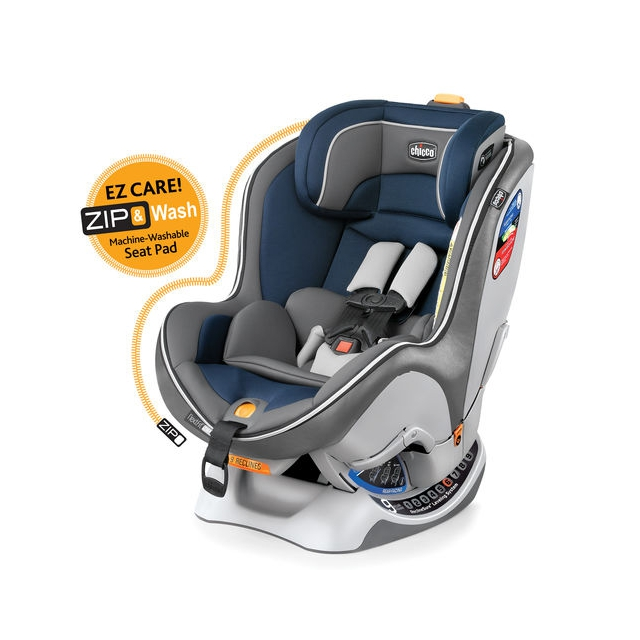 Chicco - Nextfit  Zip Convertible Car Seat Sapphire