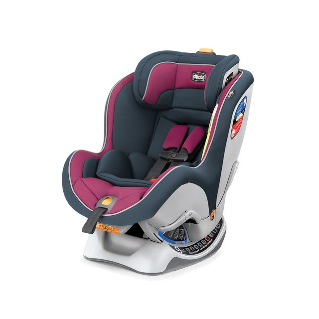 Chicco - Nextfit Convertible Car Seat Amethyst