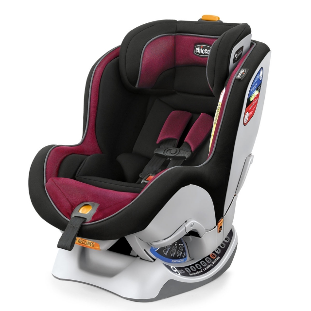 Chicco - Nextfit Convertible Car Seat Saffron