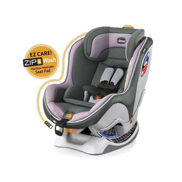 Chicco - Nextfit Zip Baby Car Seat Lavender