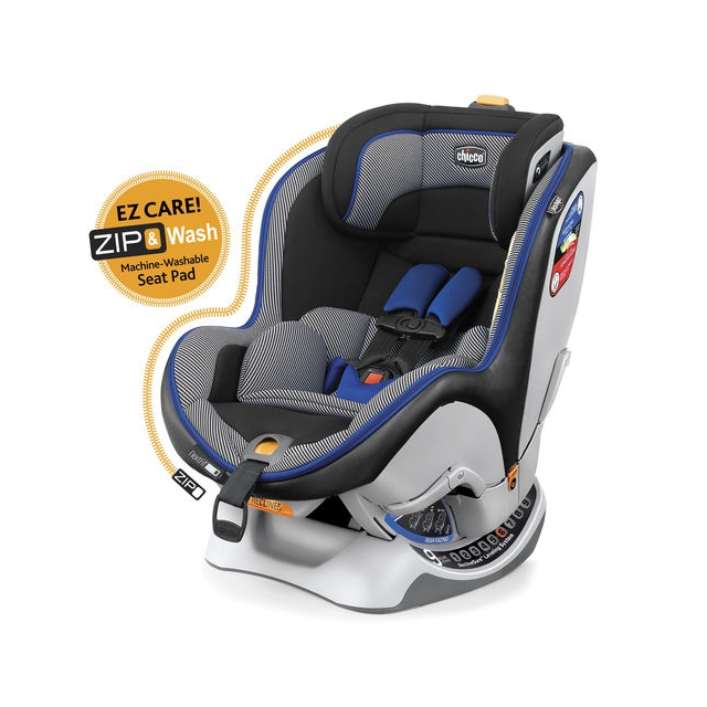 Chicco - Nextfit Zip Convertible Car Seat Regio