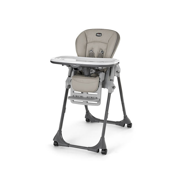 Chicco - Polly Vinyl Highchair Papyrus