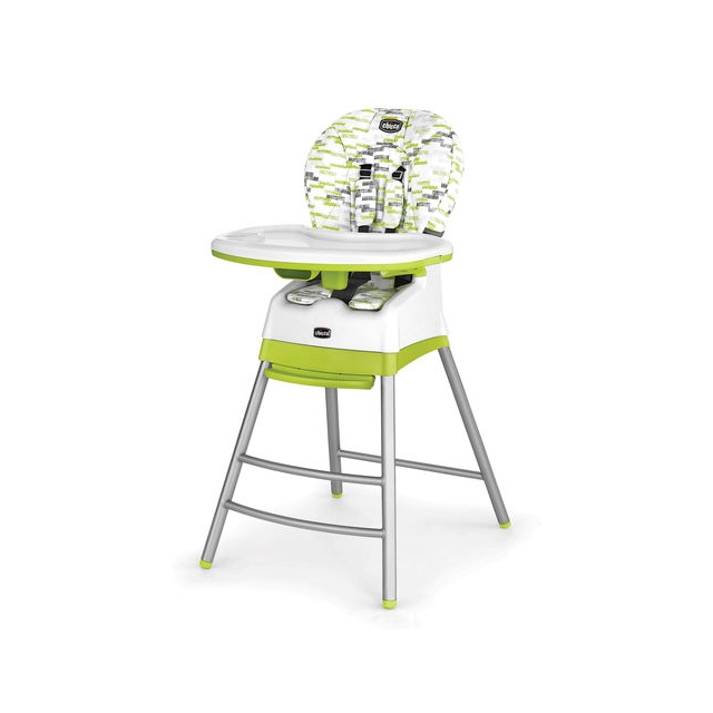 Chicco - Stack Highchair Kiwi