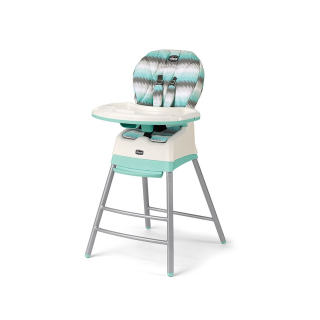 Chicco - Stack Highchair Modmint