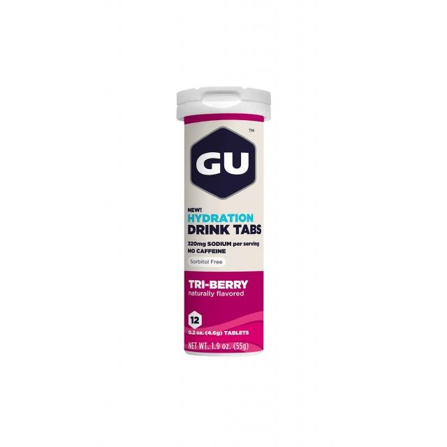 Gu - Hydration Drink Tabs