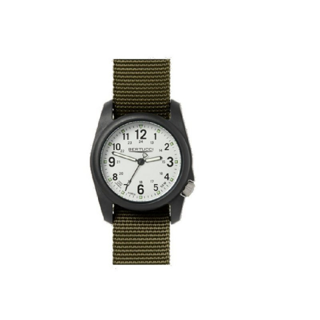 M.h. Bertucci, Inc. - Dx3 Field Watch - Defender Olive Nylon