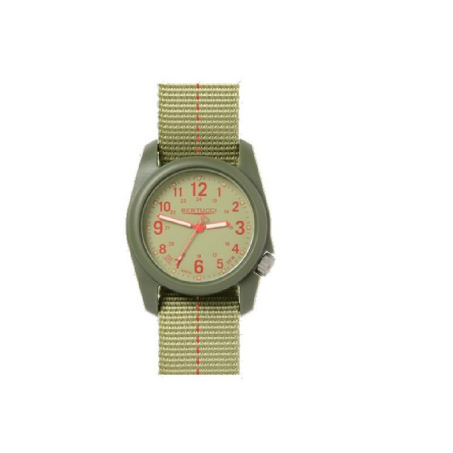 M.h. Bertucci, Inc. - Dx3 Plus Watch - Patrol Green/Red