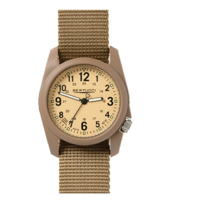 M.h. Bertucci, Inc. - Dx3 Field Watch - Coyote Nylon