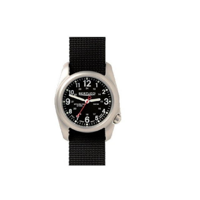 M.h. Bertucci, Inc. - A-2S Field Watch - Black Nylon