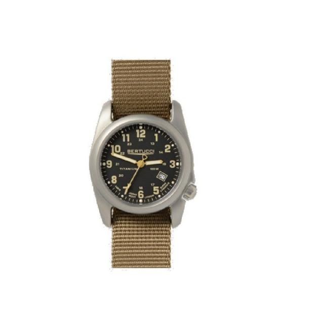 M.h. Bertucci, Inc. - A-2T Original Classics Lithium Watch - Coyote Nylon