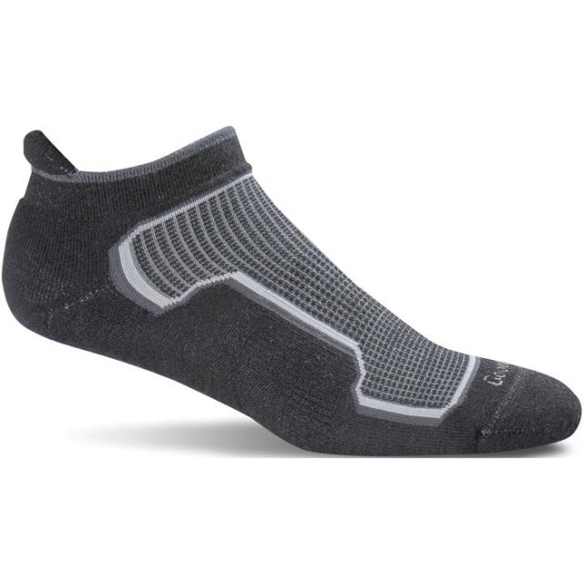 Goodhew - Taos Micro Sock Closeout Mens - Black M/L
