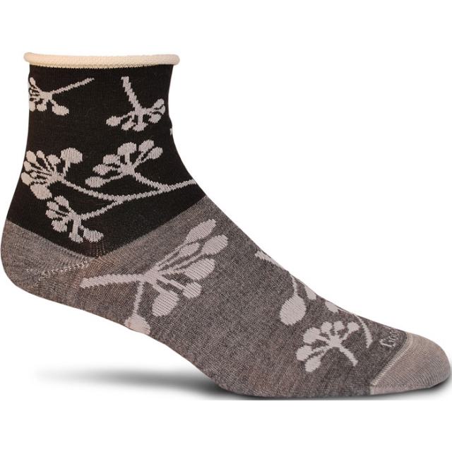 Goodhew - Twig Sock Womens - Black S/M