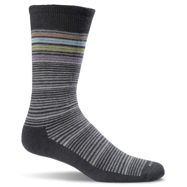 Goodhew - Bandwidth Socks Mens - Black L/XL