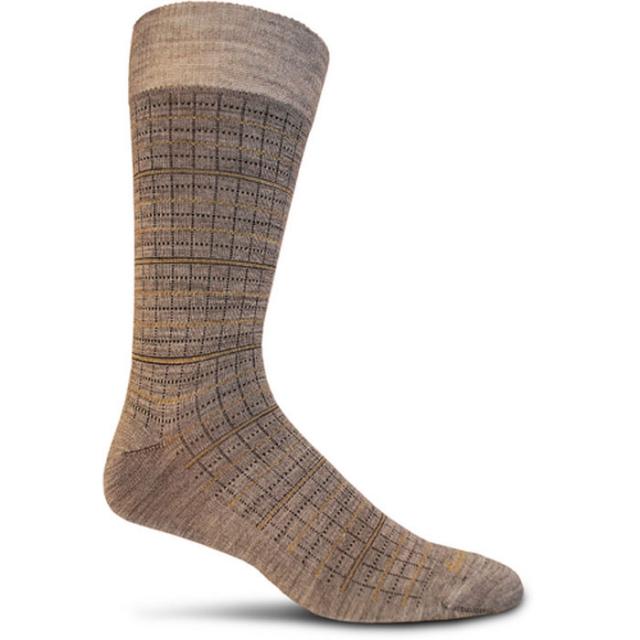 Goodhew - Tattersal Sock Mens - Grey L/XL