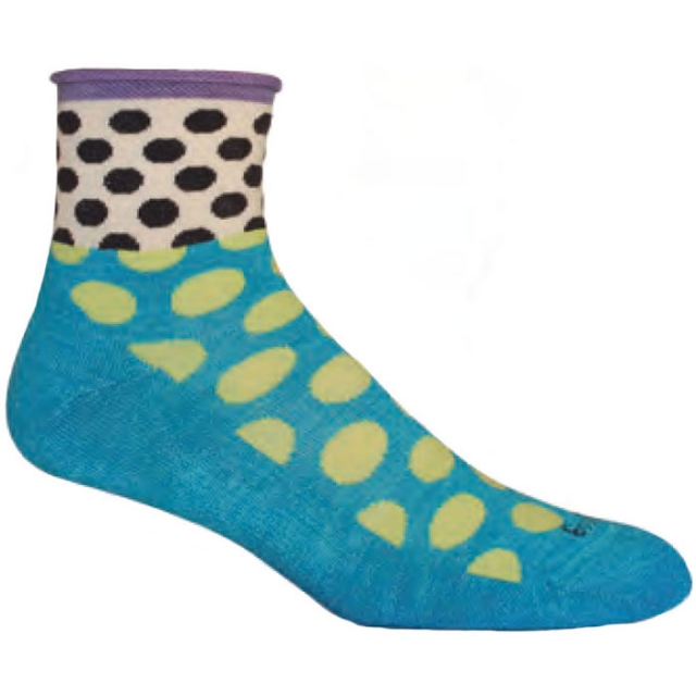 Goodhew - Two Timer Sock Womens - Turquoise M/L