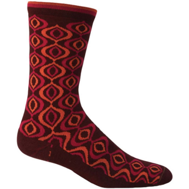 Goodhew - Genie Medallion Sock Womens - Port M/L