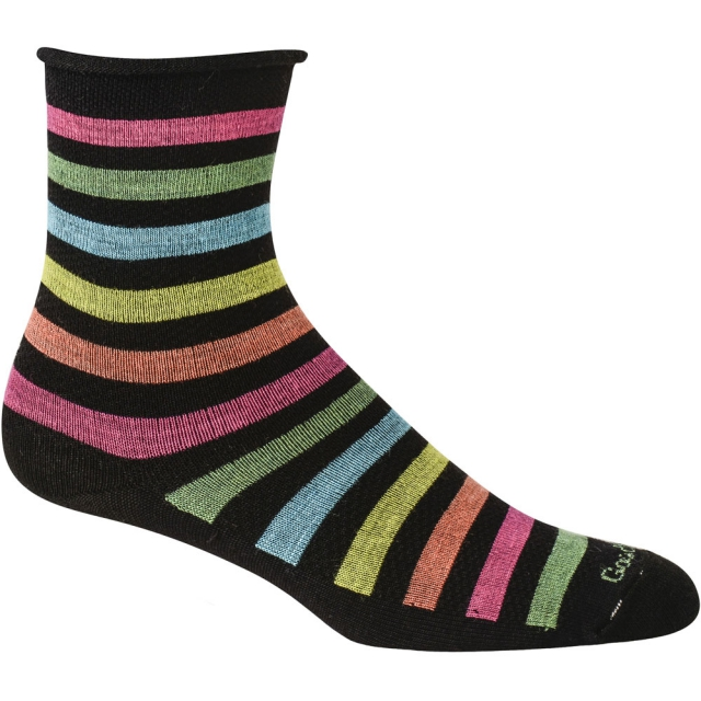 Goodhew - Bandit Sock Womens - Black M/L